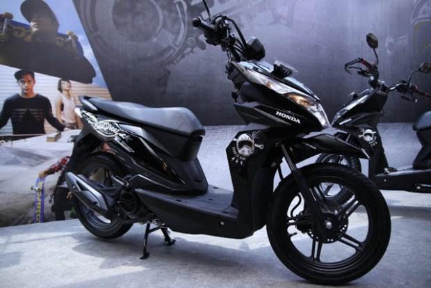 Honda BeAT Street eSP