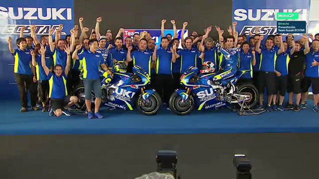 Image result for launching suzuki GSX-rr 2017 malaysia