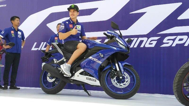 Yamaha R15 versi 2017