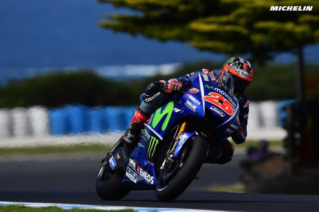 Hasil FP2 MotoGP Argentina, Vinales tercepat