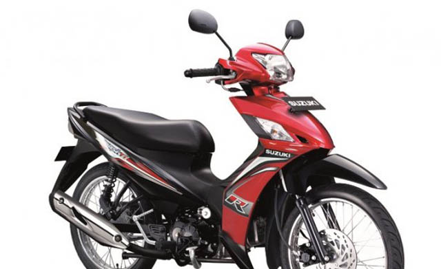 suzuki new smash fi 2017 warna merah