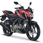 Yamaha All New Vixion terbaru 2017 warna Red Black
