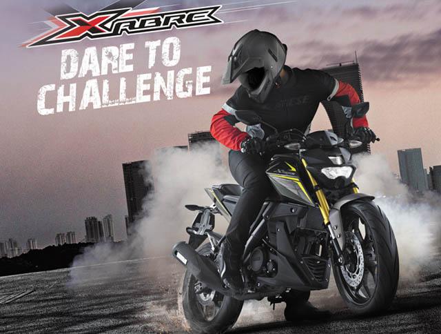 Yamaha Xabre 2017