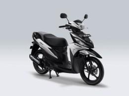 Suzuki Address Playful warna Brilliant White