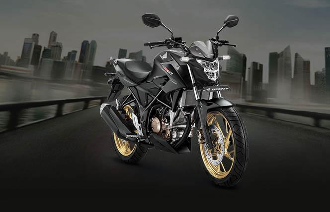 Warna baru Honda CB150R Streetfire