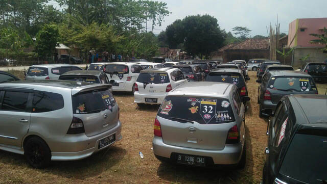 Gravinci Spartan Goes to Anyer