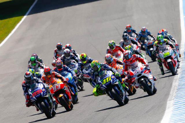 MotoGP 2018 rider list