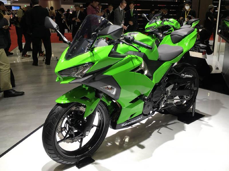 Foto Kawasaki Ninja 250 Versi 2018