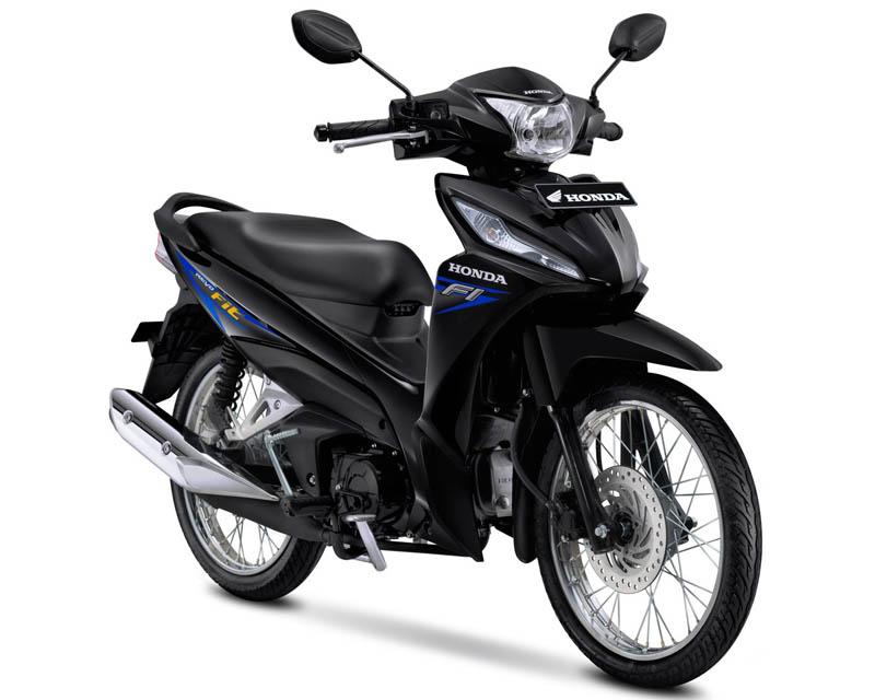 Honda Revo Fit Warna Galaxy Blue (Biru)