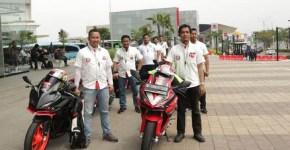 Komunitas Honda CBR Jakarta