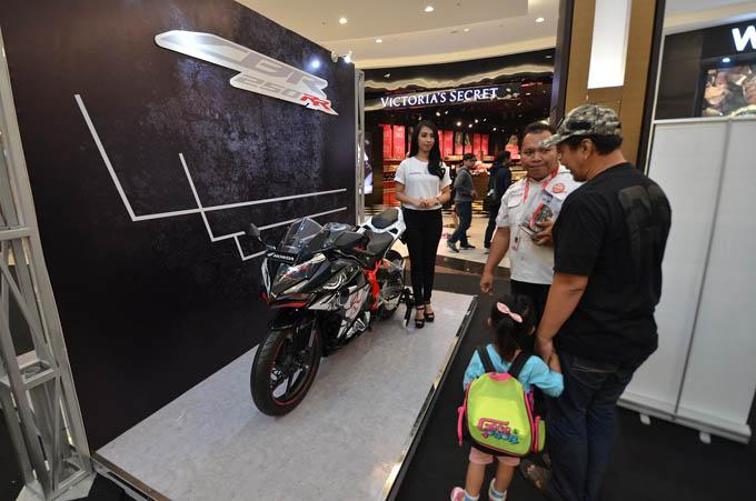 Honda CBR250RR The Art of Kabuki di Honda Sport Motoshow 2017