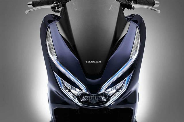 Lampu Depan Honda PCX Hybrid
