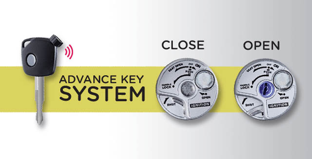 Advance Key System