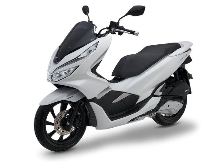 Harga Honda PCX Lokal