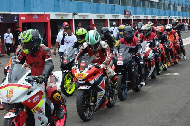 Indonesia CBR Race Day Di Sirkuit Sentul