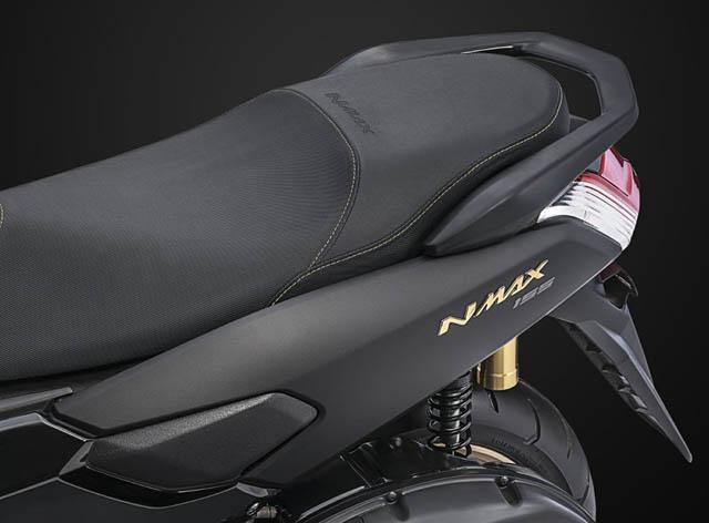 Jok Baru Yamaha NMAX