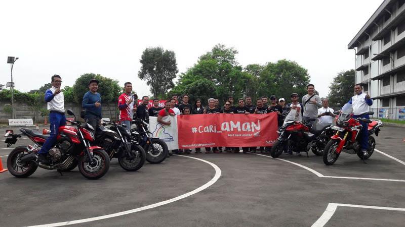 Komunitas Honda Rebel Jakarta