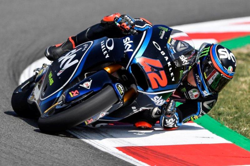 Hasil kualifikasi Moto2 Assen 2018, Bagnaia pole position