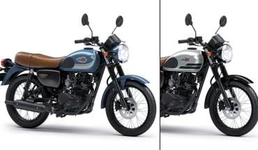 Pilihan Warna Kawasaki W175 Terbaru 2019