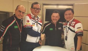 Astra Otoparts - Gresini Racing