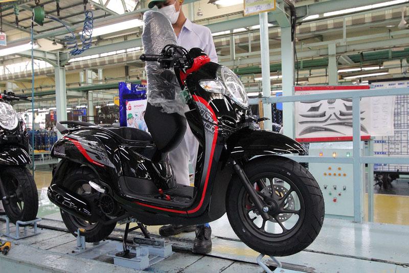 Harga Honda Scoopy Terbaru 2019