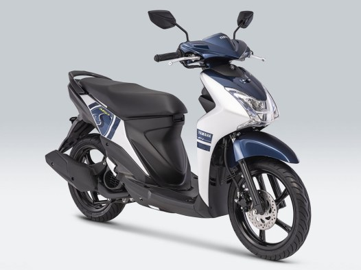 Yamaha Mio S Warna Marvelous Blue