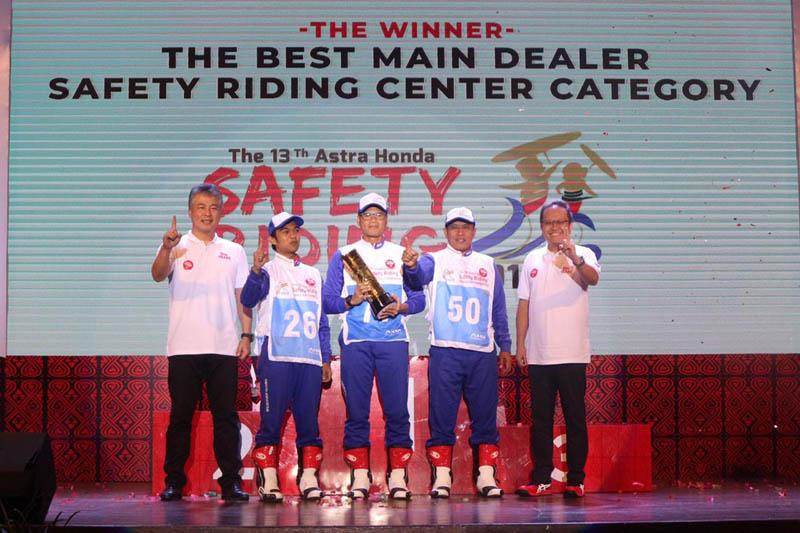 Kontes safety riding nasional 2019