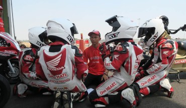 astra honda racing school 2019