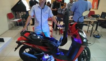 Bedah teknologi Honda Genio