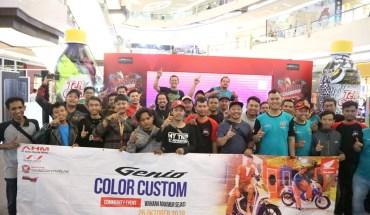genio color custom