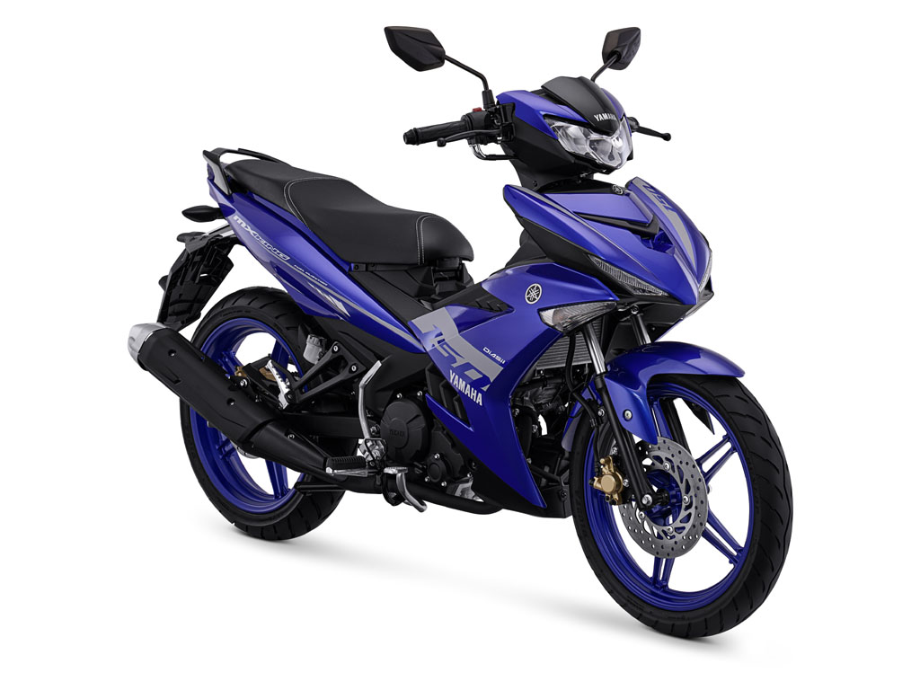 Yamaha MX King Warna Active Blue