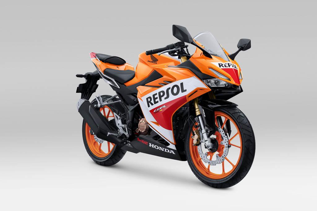 All New Honda CBR150R MotoGP Edition
