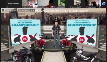 sales people championship Wahana Honda 2021