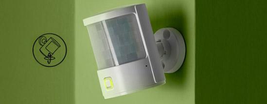 AduroSmart ERIA - Sensore di movimento - Montato a muro