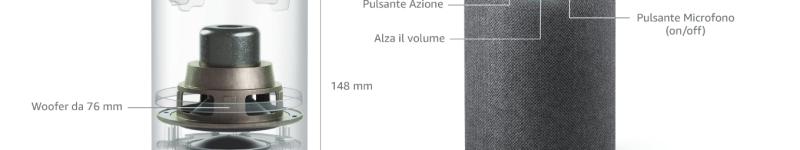 Amazon Echo (génération 3ª)