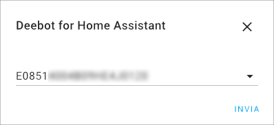 Deebot for Home Assistant - 2