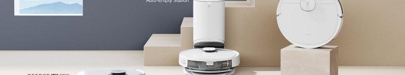 ECOVACS vede e rilancia: disponibili i nuovi Deebot N8 e N8 Pro