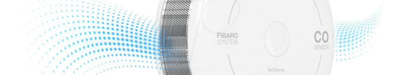 FIBARO CO Sensor (carbon monoxide sensor, version Appthe HomeKits)