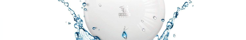 FIBARO Flood Sensor – sensore di allagamento (versione Apple HomeKit)