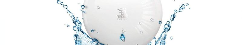 FIBARO Flood Sensor (sensore di allagamento, versione Apple HomeKit)