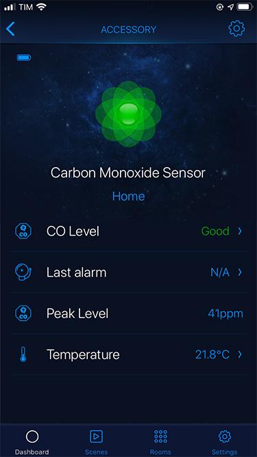 FibaroHome - CO Sensor - 2