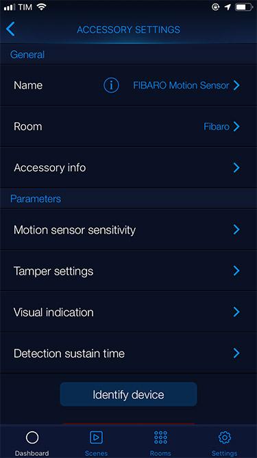 FibaroHome - Motion Sensor  2