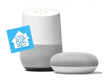 Google Home - Home Assistant