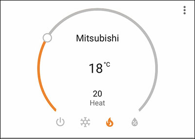 Home Assistant - Climate Lovelace