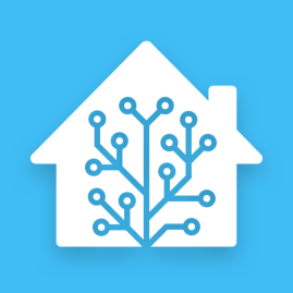 Home Assistant Logo officiel