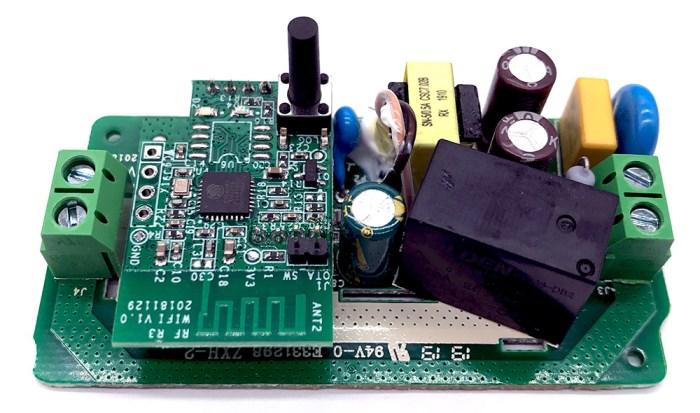 ITEAD Sonoff Basic RF R3 - Interno