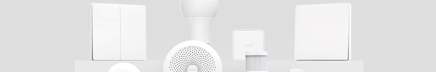 """LUMI linea """"Aqara Smart Home Automation"""""""