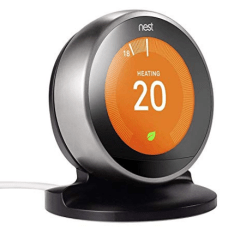 NEST Learning Thermostat - staffa