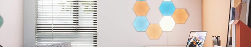 Recensione: Nanoleaf Shapes – Hexagons