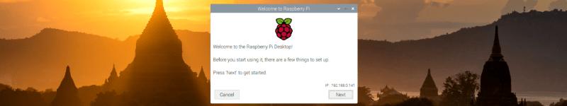 Raspberry: Aktualisieren Sie das Raspbian-Betriebssystem von Stretch auf Buster